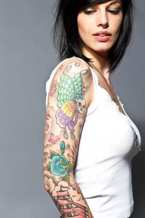 Tattoo Sprüche Oberarm Tiahelpresen