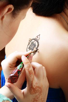 henna tattoo - Henna Muster Fur Anfanger